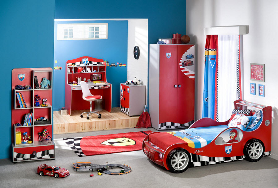 Boys kids bedroom ideas-1