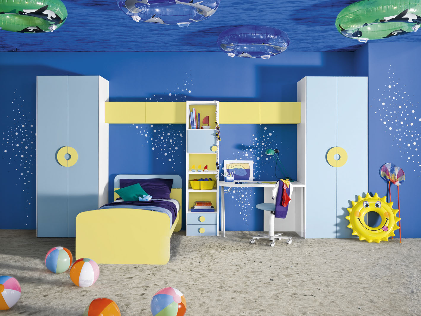 Kids bedrooms for two - Bedroom Design Ideas Just For Boys