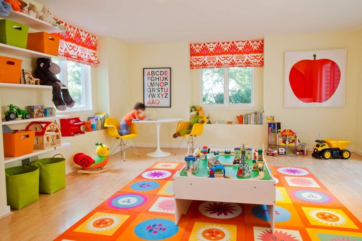 HOW TO CREATE A PERFECT PLAYROOM FOR YOUR KIDS - 1