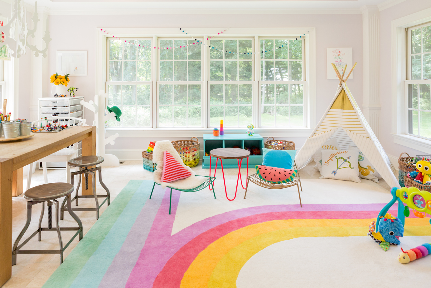 HOW TO CREATE A PERFECT PLAYROOM FOR YOUR KIDS - 6