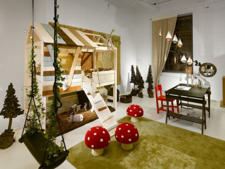 HOW TO CREATE A PERFECT PLAYROOM FOR YOUR KIDS - 7